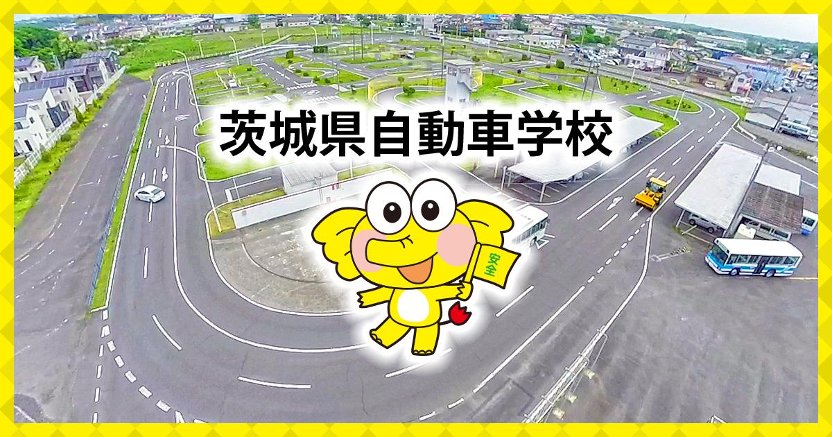 県 自動車 学校 茨城